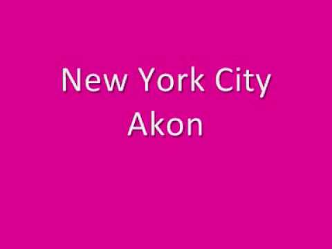 Akon - New York City