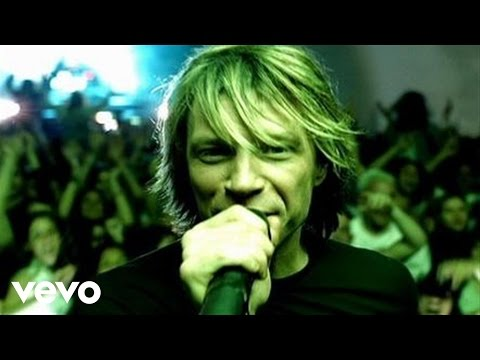 John Bon Jovi - It is My Life