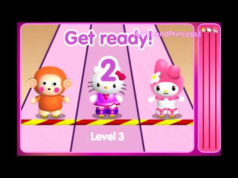 Hello Kitty Online Games Hello Kitty Cartoon Games