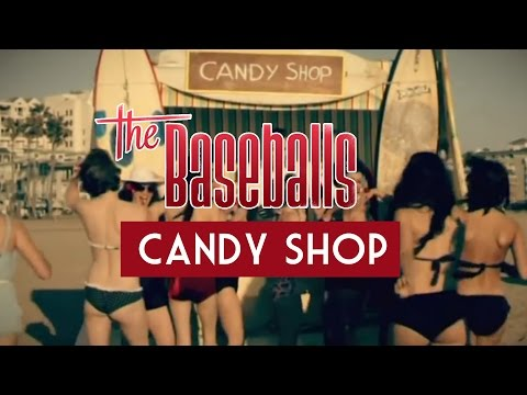 The Baseballs - Candy Shop