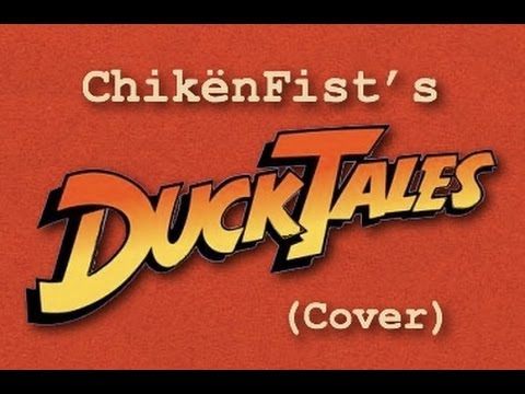 Mark Mueller - Life is like a hurricane (OST Duck Tales)