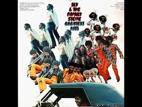 Sly & The Family Stone - Thank You (OST Eat Pray Love)