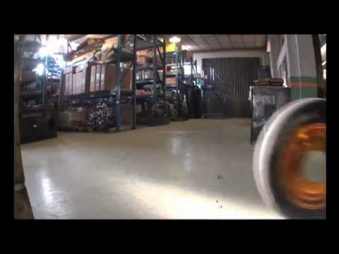 SK, Serial Kombi warehouse. Video by David Vincent