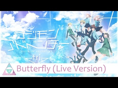 HEREVEGO project - Bald Samurai (Butterfly cover ver.)
