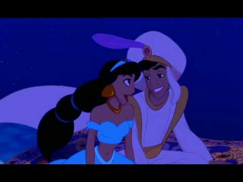 Aladdin - The whole new world