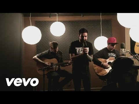 A Day To Remember - All I Want (Acoustic)